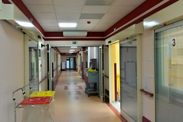 Oddělení s lůžky dlouhodobé intenzivní ošetřovatelské péče je pro pacienty s poruchou vědomí nebo pacienty se závažným onemocněním