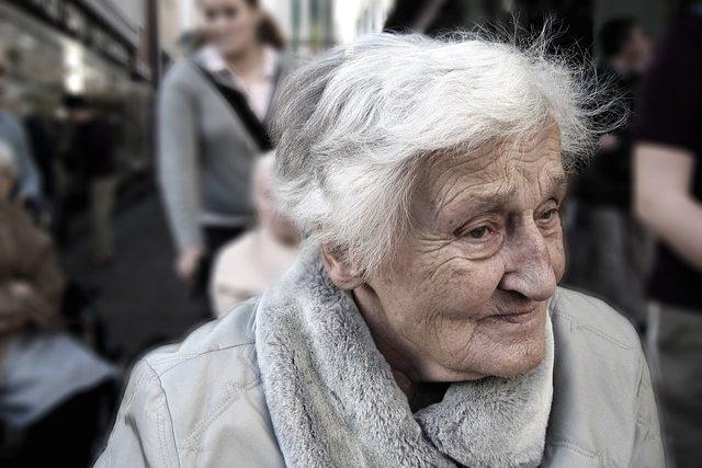 Stáří - staří lidé