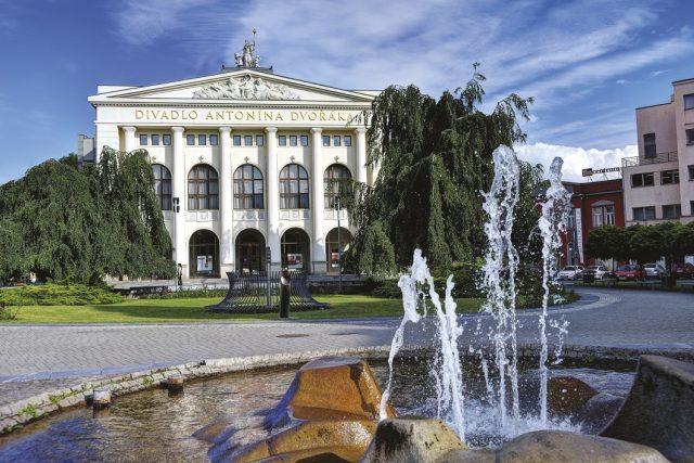 Divadlo Antonína Dvořáka Ostrava