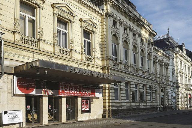 Divadlo Jiřího Myrona Ostrava