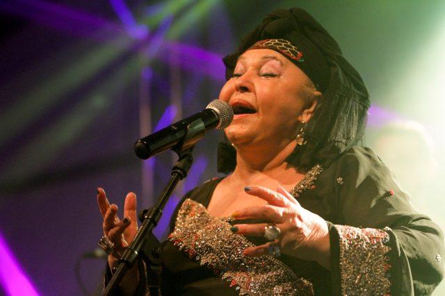 Makedonská zpěvačka Esma Redžepová | foto: Fotobanka Profimedia