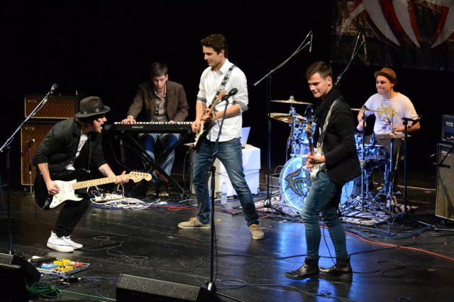 Ostravská kapela FiHa