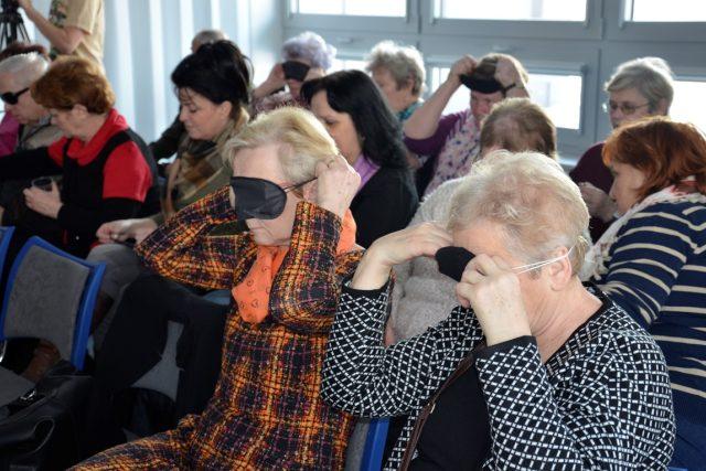 Slavnostní zahájení projektu Knihovna Třinec pro nevidomé