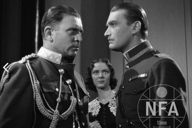 Bílá nemoc   foto:  Národní filmový archiv