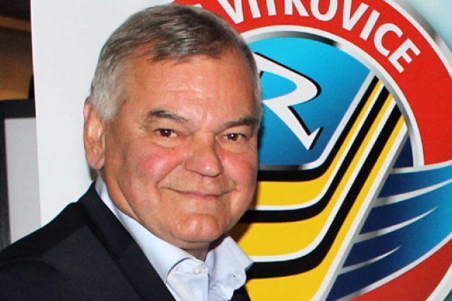 Vladimír Vůjtek starší slaví sedmdesátiny