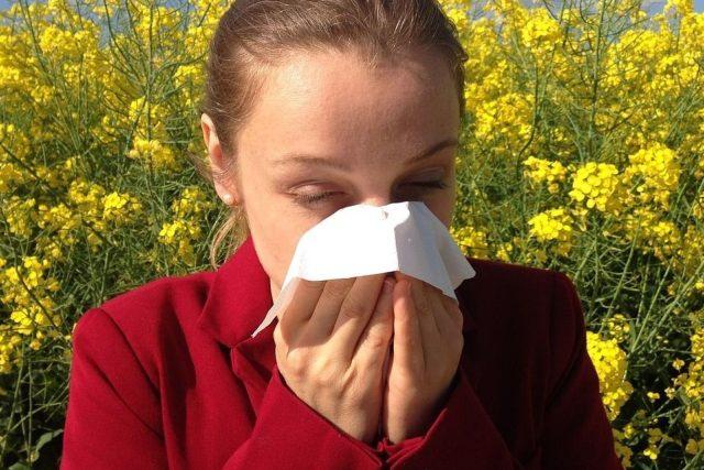 Alergie postihne čím dál víc lidí