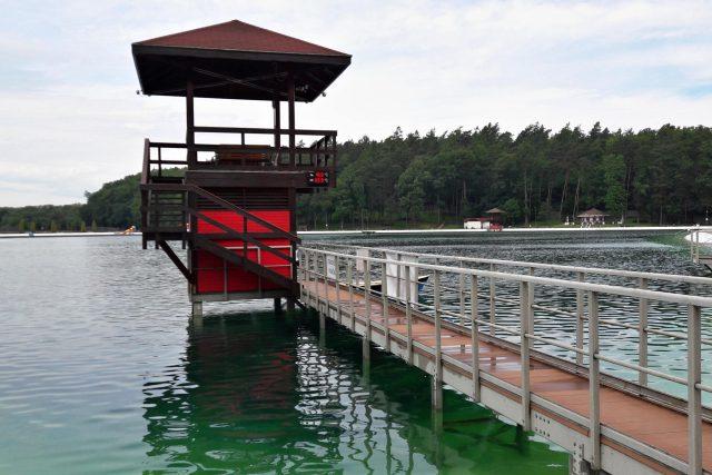 Bazén pro plavce