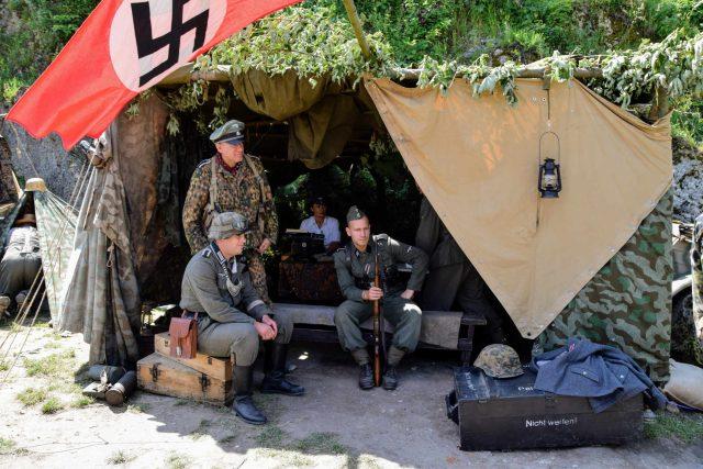 Polní štáb německých jednotek