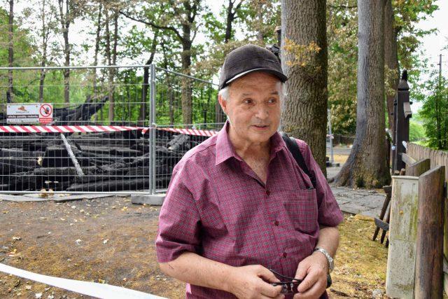 Expert na dřevostavby Antonín Závada