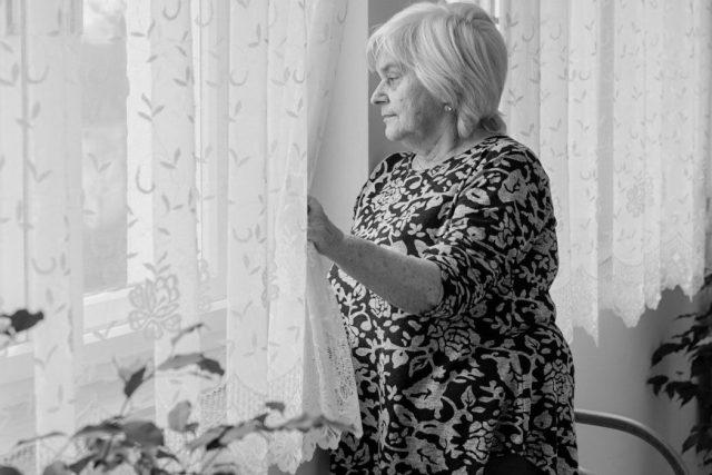 Paní Olga | foto: Khalil Baalbaki