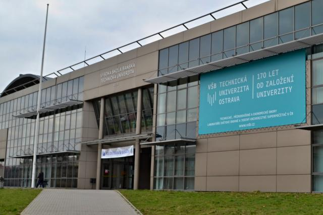 Vysoká škola báňská - Technická univerzita Ostrava (VŠB-TUO)