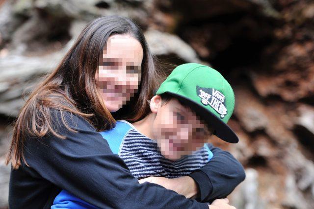Matka se synem (ilustrační obrázek)