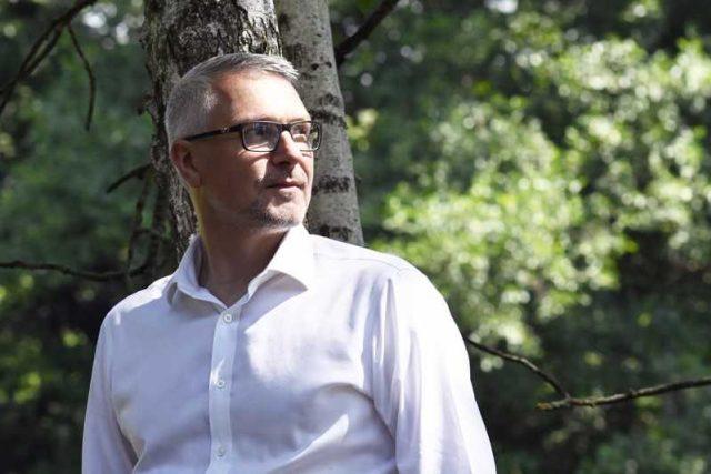 Klarinetista Igor Františák | foto: Ivan Korč,  Český rozhlas