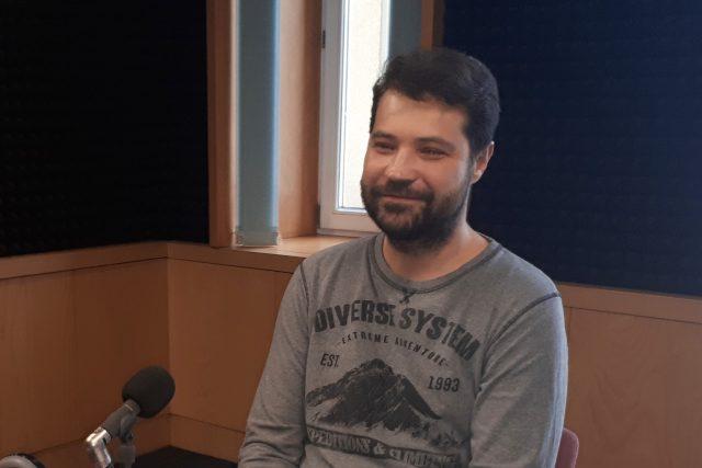 Miroslav Hudec, lékař kardiologického odd. Nemocnice AGEL Třinec-Podlesí