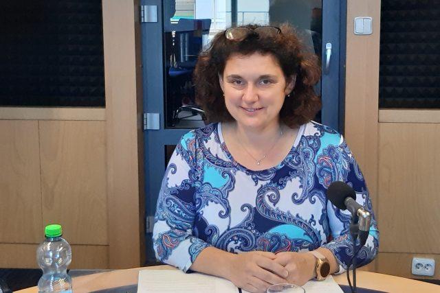 Tělovýchovná lékařka a internistka Bogna Jiravská Godula | foto: Ivana Šuláková,  Český rozhlas