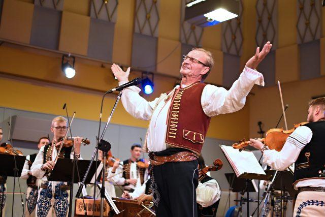 Valašský zpěvák Pavel Ptáček