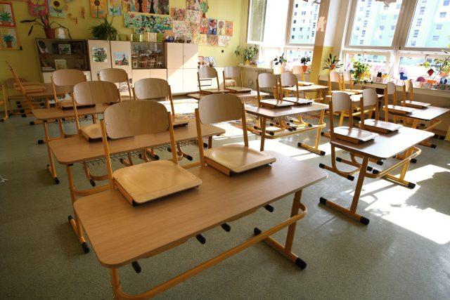 Prázdná třída | foto: Profimedia