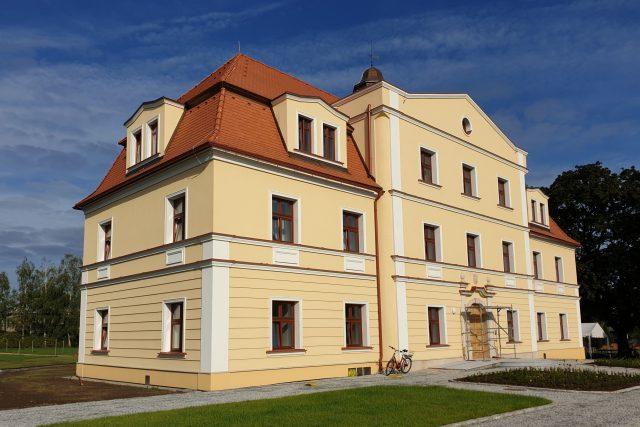 V budově bude obecní úřad, kulturní centrum, knihovna, zázemí pro spolky