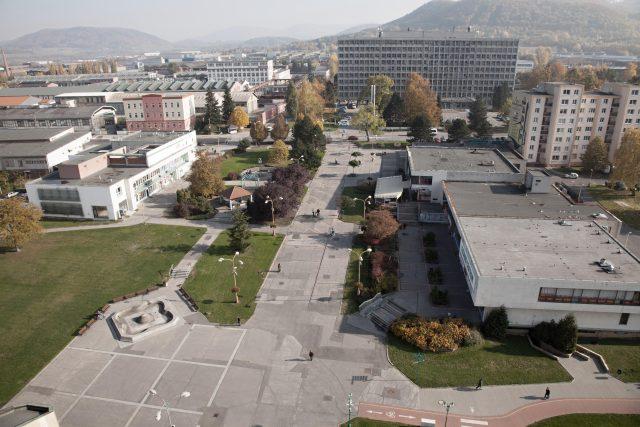 V Kopřivnici je centrum jinde než náměstí.