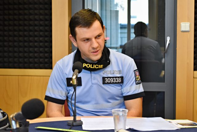 Policejní komisař poručík Mgr. Lukáš Kendzior