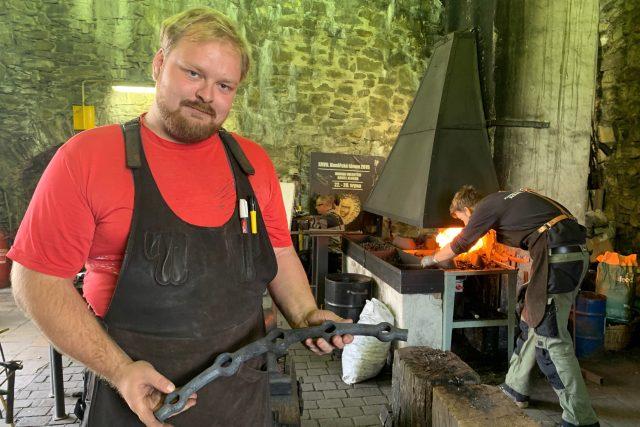 Kovářské fórum,  tradiční předzvěst Hefaistonu | foto: Lenka Kratochvílová,  Český rozhlas