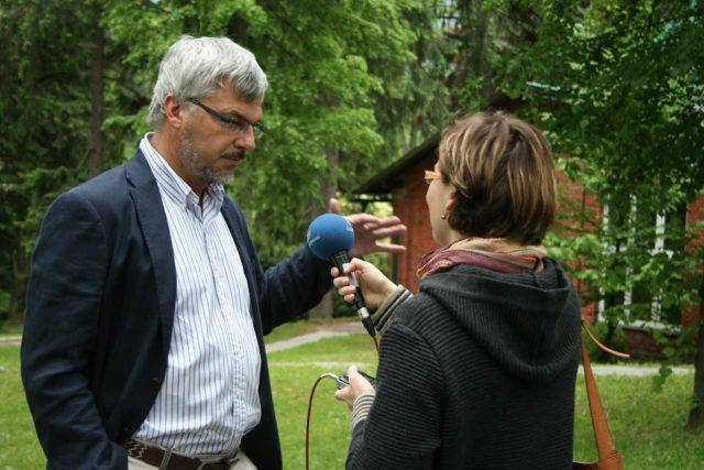 Milan Bajgar, ředitel Beskydského rehabilitačního centra