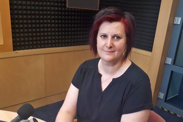 Nutriční terapeutka Karla Sedláčková z Fakultní nemocnice Ostrava | foto: Eva Panošová,  Český rozhlas