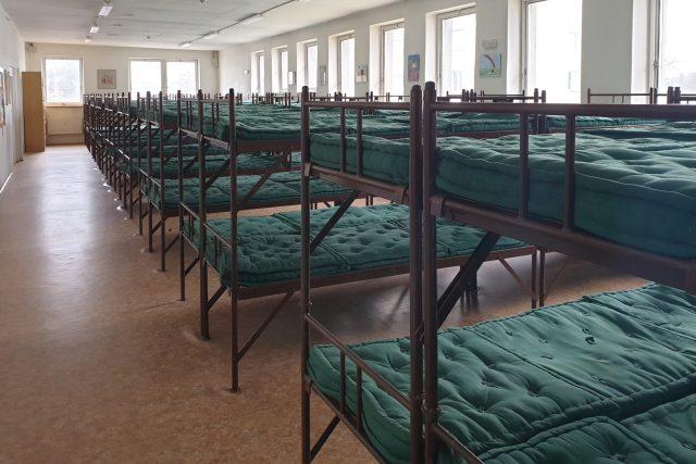 Evakuační centrum v Opavě