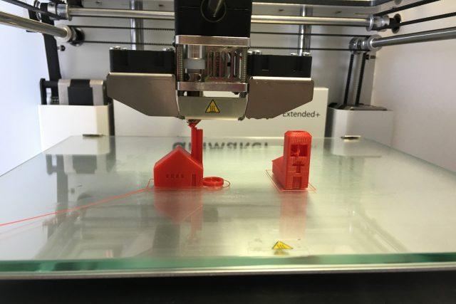 3D tisk (ilustrační foto)