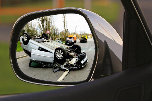 Dopravní nehoda není náhoda. Prevence je na silnici nejdůležitější (ilustrační foto)