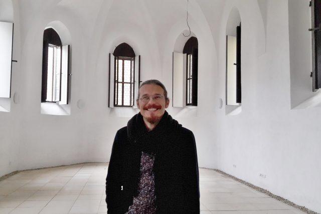 Historik a ředitel Muzea Novojičínska Zdeněk Orlita | foto: Naďa Čvančarová,  Český rozhlas