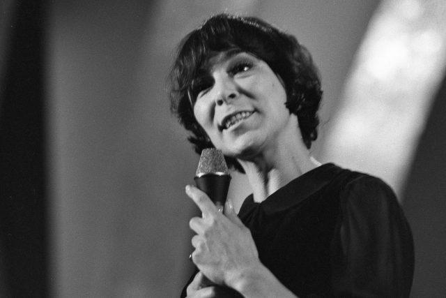 Hana Hegerová zahájila svoji sólovou kariéru v 60. letech 20. století | foto: Profimedia