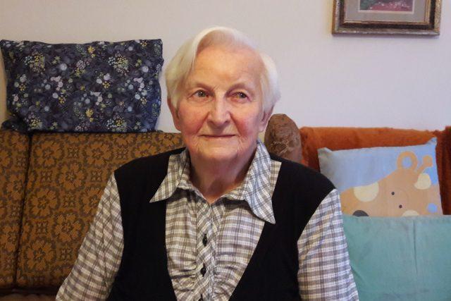Zdeňka Šupíková, ostravská Seniorka roku 2020