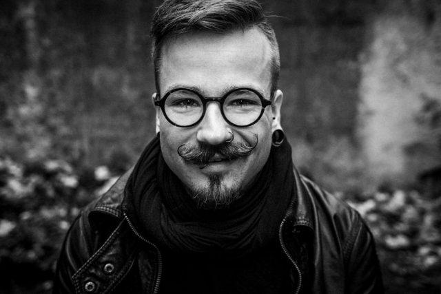 Franciszek Humel,  hudební skladatel   foto: Halina Sikora,  Archiv Franciszka Humela