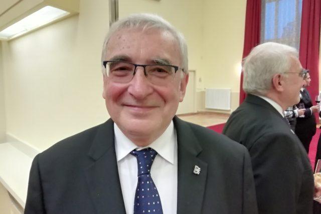Jiří Vejvoda | foto: Dagmar Misařová,  Český rozhlas,  Český rozhlas