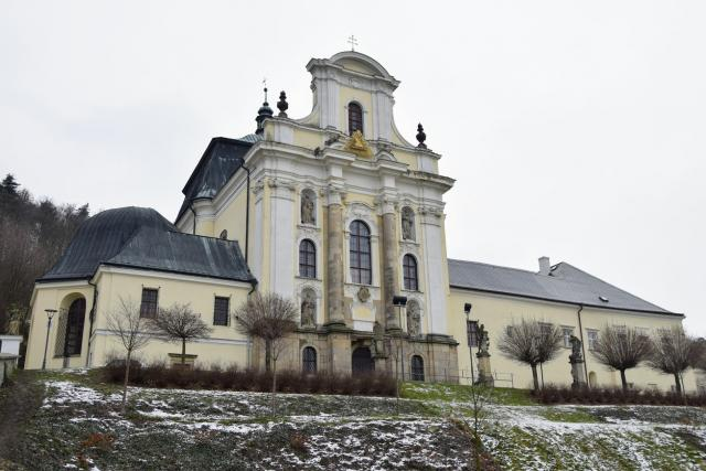 Bývalý augustiniánský klášter ve Fulneku