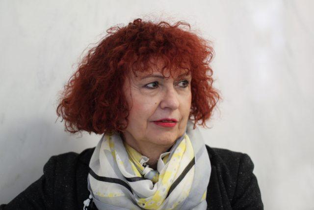 Policejní psycholožka a soudní znalkyně Ludmila Čírtková