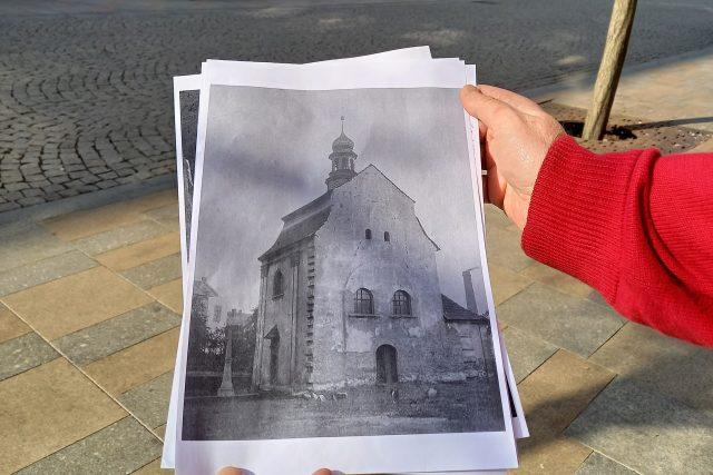 Kaple sv. Lukáše