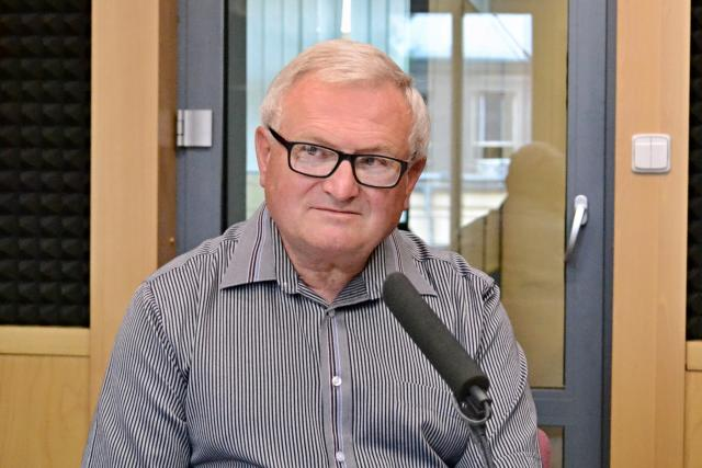 Epidemiolog Petr Kopřivík
