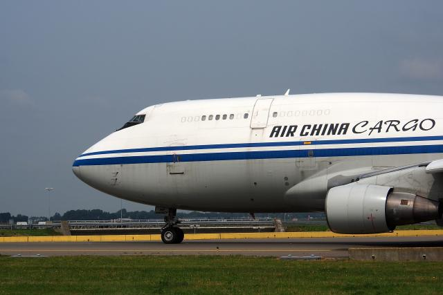 Nákladní letadlo Boeing 747