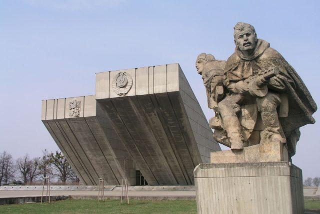 Národní památník II. světové války v Hrabyni