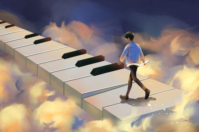 Klavír je pro Raoula vším
