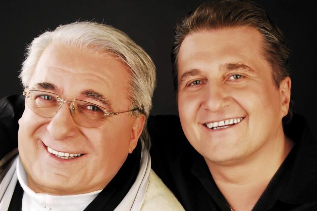Jiří a Marcel Zmožkovi | foto: Archiv Marcela Zmožka