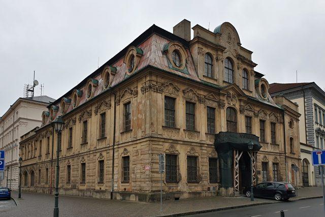 Blücherův palác v centru Opavy čeká rekonstrukce za půl miliardy