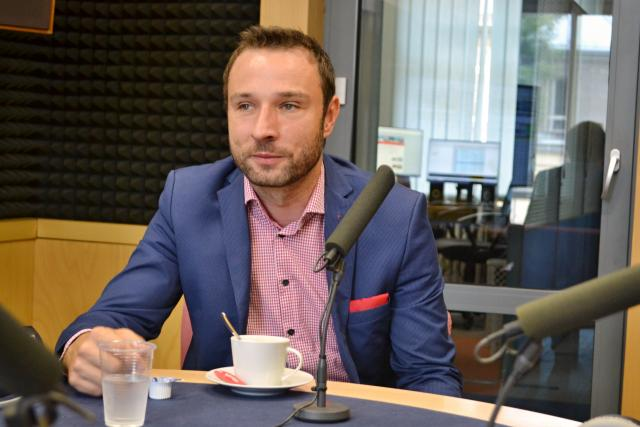 Advokát Tomáš Krásný