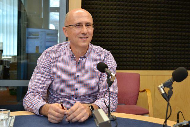 MUDr. Břetislav Fabián z Centra cévní a miniinvazivní chirurgie Nemocnice Podlesí v Třinci