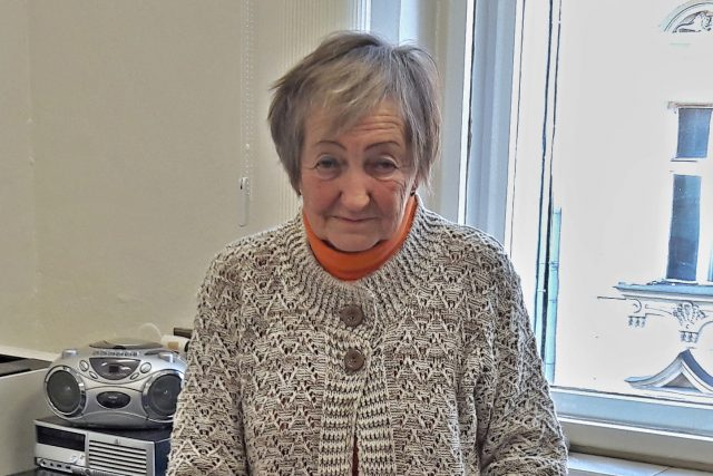 Anna Pinterová, ostravská Seniorka roku 2019