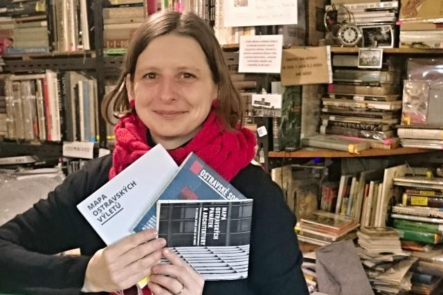 Ilona Rozehnalová | foto: Dagmar Misařová,  Český rozhlas