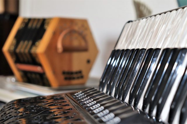 Akordeon | foto: Fotobanka Pixabay