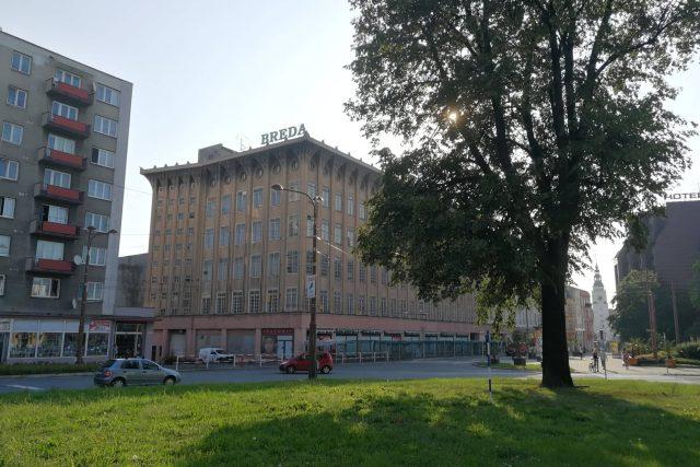 Opava,  Breda | foto: Tereza Szotkowská,  Český rozhlas